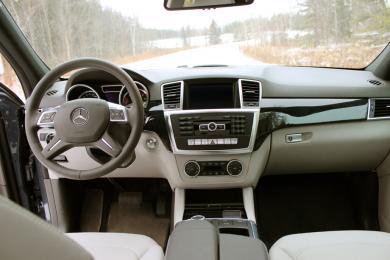 2014 Mercedes-Benz ML350 BlueTec Diesel