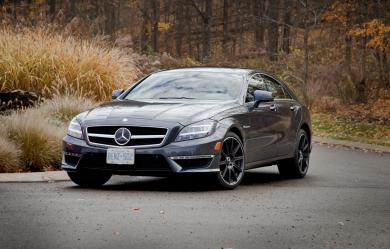 Comparison test 2014 audi rs 7 vs 2014 mercedes benz cls for 2014 mercedes benz cls63 amg 4matic
