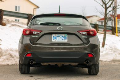 2014 Mazda3 Sport GS