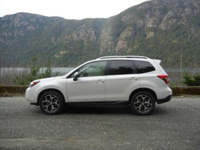 First Drive: 2014 Subaru Forester subaru first drives