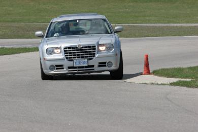 Chrysler 300 SRT8