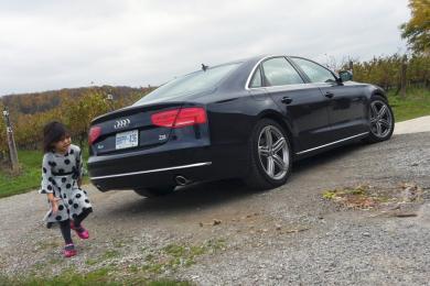 2014 Audi A8 TDI