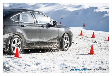 Winter Tire Review: Sailun Ice Blazer WSL2 winter tires winter driving tire reviews auto product reviews