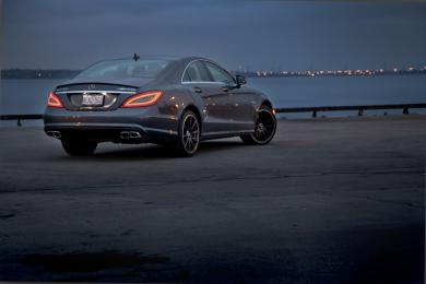 2014 Mercedes-Benz CLS 63 AMG-S 4MATIC