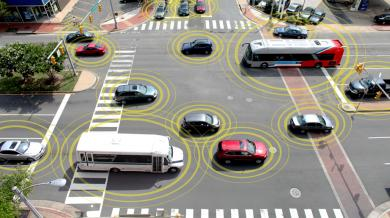 AutoConnect road of the future