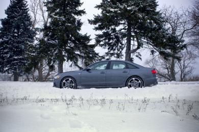 2014 Audi A6 TDI Quattro Technik