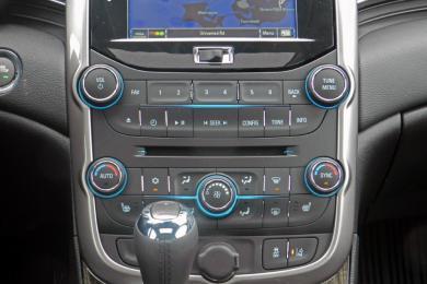 Test Drive 2014 Chevrolet Malibu Ltz 2 0t Autos Ca