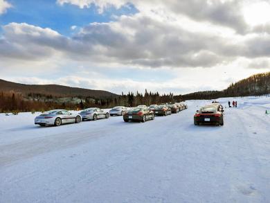 Porsche Camp4 Experience