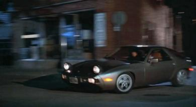 Risky Business - Porsche 928