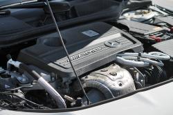 2014 Mercedes-Benz CLA 45 AMG engine bay