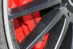 2014 Mercedes-Benz CLA 45 AMG wheel