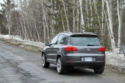 Test Drive: 2014 Volkswagen Tiguan Highline R Line volkswagen car test drives