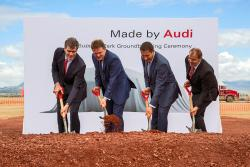 Industry Report: Audi Production Plant in Mexico auto articles auto brands