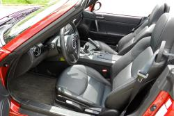 2014 Mazda MX-5 GT seating