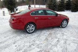 Test Drive: 2014 Buick Regal Turbo AWD car test drives luxury cars buick