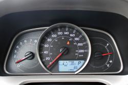 2014 Toyota RAV4 FWD LE gauges