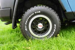 2014 Toyota FJ Cruiser Trail Teams Edition wheel
