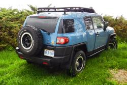 2014 Toyota FJ Cruiser Trail Teams Edition
