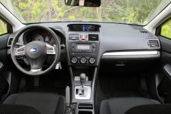 2014 Subaru XV Crosstrek dashboard