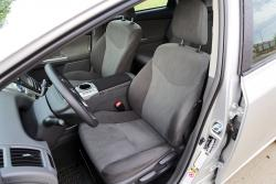 2014 Toyota Prius V front seats