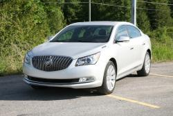 Day by Day Review: 2014 Buick LaCrosse car test drives luxury cars daily car reviews buick
