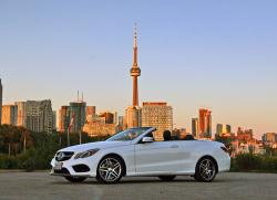 Test Drive: 2014 Mercedes Benz E550 Cabriolet car test drives mercedes benz luxury cars