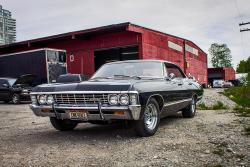 1967 Chevrolet Impala, Supernatural