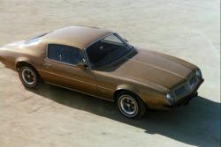 Pontiac Firebird Esprit, Rockford Files