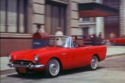 1965 Sunbeam Tiger, Get Smart