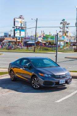 Test Drive: 2014 Honda Civic Coupe car test drives honda