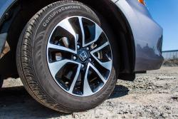 2014 Honda Civic Coupe wheel