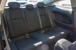 2014 Honda Civic Coupe rear seats