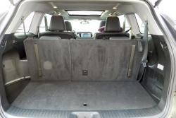 2014 Toyota Highlander Limited cargo area