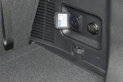 2014 Hyundai Santa Fe XL Limited cargo area power outlet