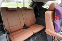 2014 Hyundai Santa Fe XL Limited third row