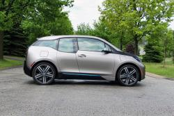 Quick Spin: 2014 BMW i3 electric green news luxury cars bmw hybrids first drives