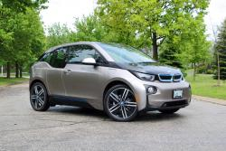 Quick Spin: 2014 BMW i3 luxury cars hybrids first drives electric green news bmw
