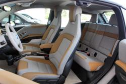 2014 BMW i3 seating