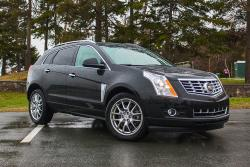 Test Drive: 2014 Cadillac SRX car test drives luxury cars cadillac