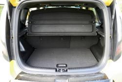 2014 Kia Soul SX Luxury cargo area