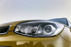 2014 Kia Soul SX Luxury headlight