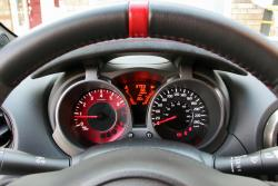 2014 Nissan Juke NISMO RS gauges