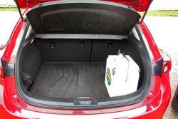 2014 Mazda3 Sport GS cargo area