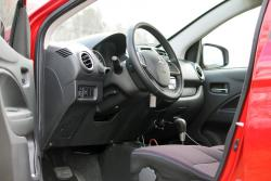 2014 Mitsubishi Mirage dashboard