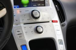 2014 Chevrolet Volt HVAC & media controls