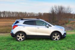 Test Drive: 2014 Buick Encore car test drives luxury cars buick