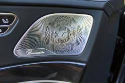 2014 Mercedes-Benz S 550 4Matic Burmester speaker