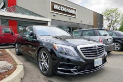 Test Drive: 2014 Mercedes Benz S 550 4Matic car test drives mercedes benz luxury cars
