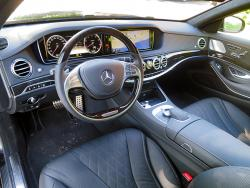 2014 Mercedes-Benz S 550 4Matic dashboard