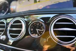 2014 Mercedes-Benz S 550 4Matic air vents